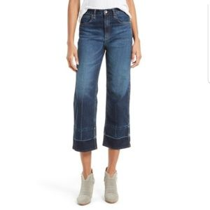 Rag & Bone High Rise Lou Crop Jeans NWT size 30